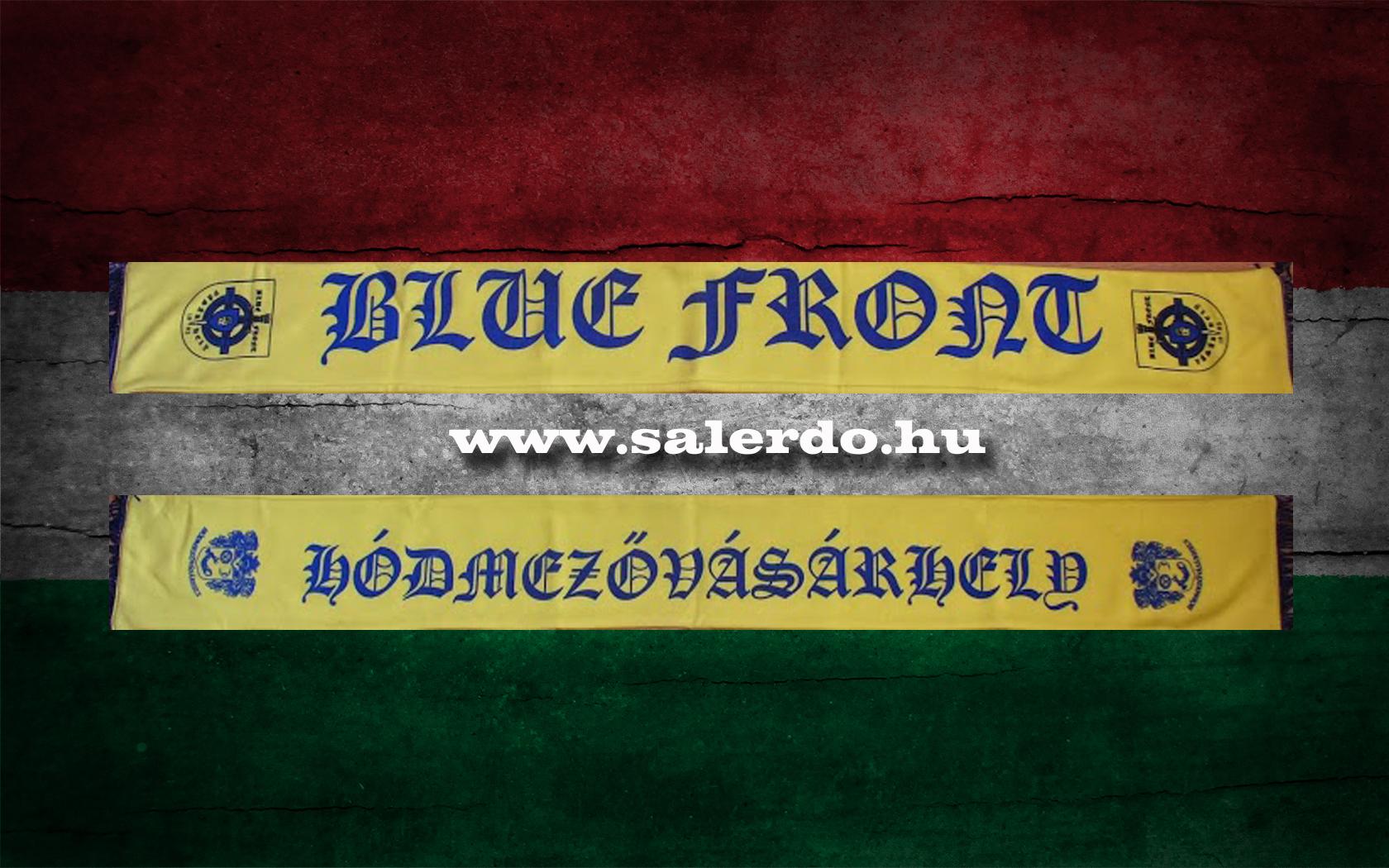 blue frunt